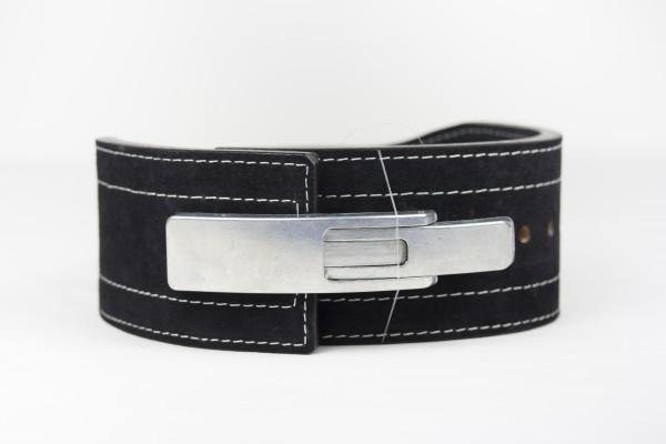 Inzer - Bench Belt Tapered Reverse Lever - schwarz/black/noir