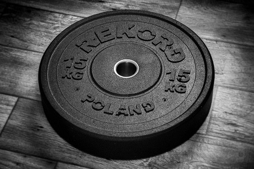 Rekord Hantelscheibe 15 kg
