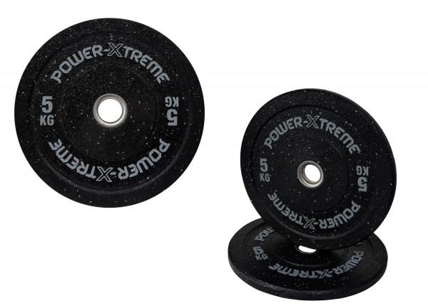 Power-Xtreme, Bumper-Plate 5 kg
