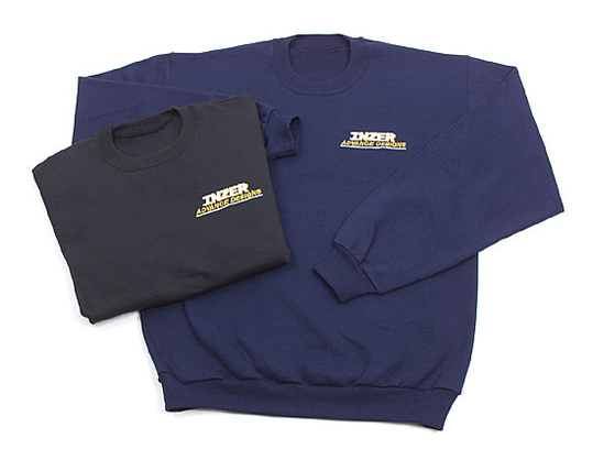 Inzer - Warm Up Pullover Crewneck