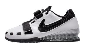 Gewichtheberschuh Nike Romaleos 2 - weiß