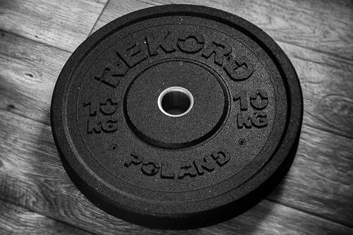 Rekord Hantelscheibe 10 kg