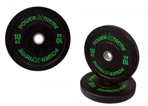 Power-Xtreme, Bumper-Plate 10 kg
