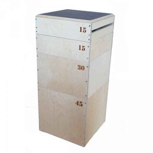 Flex Holzsprungboxen Set 2