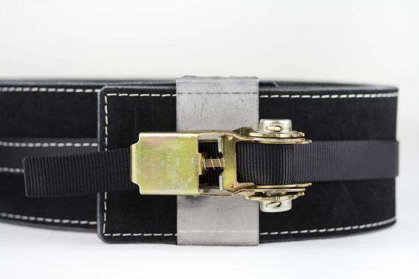 Inzer - PR Belt - schwarz/black - 13 mm