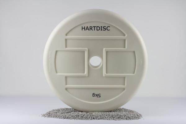 Hartdisc Technikhantelscheibe 5,0 kg