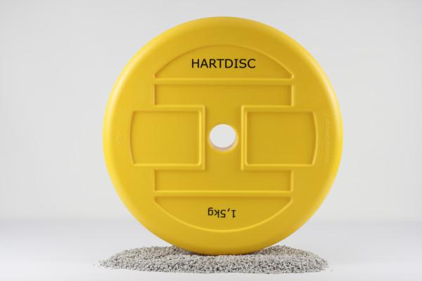 Hartdisc Technikhantelscheibe 1,5 kg
