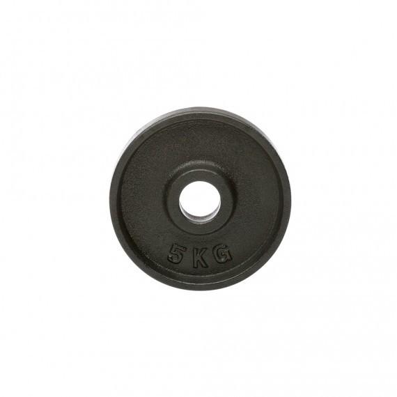 Hantelscheibe - Guss - 51 mm - 5 kg