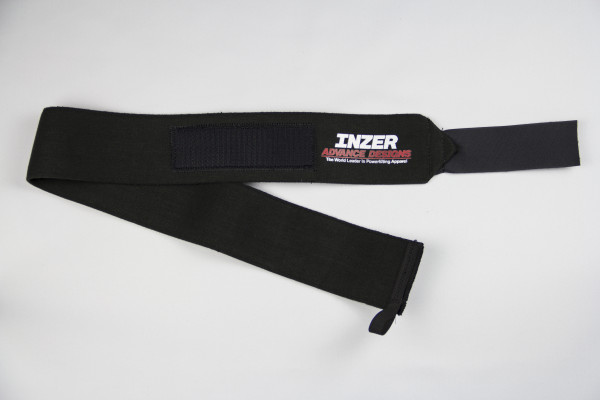 Inzer Black Beauty Wrist Wraps