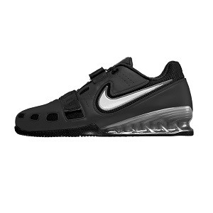 Gewichtheberschuh Nike Romaleos 2 - schwarz/weiß