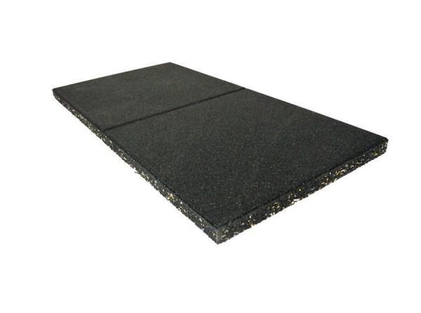 Gewichthebermatte Competition - 40 mm - schwarz 101,0 x 50,5 cm