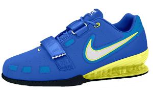 Gewichtheberschuh Nike Romaleos 2 - Cobalt Blue