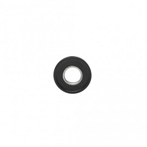 Hantelscheibe - gummiert - für 50 mm - 0,5 kg