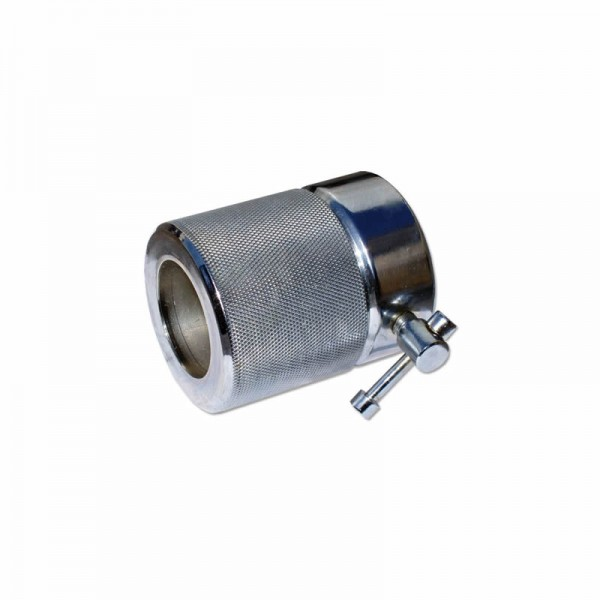 Verschlüsse - für 50mm-Hanteln - verchromt