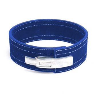 Inzer - Lever Belt - blau/blue/bleu - 10 mm