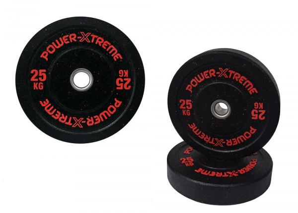 Power-Xtreme, Bumper-Plate 25 kg