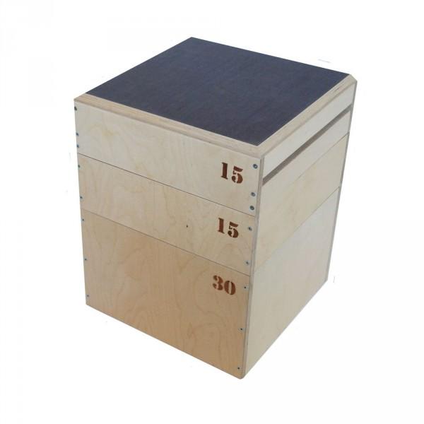 Flex Holzsprungboxen Set 1