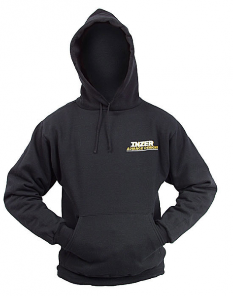 Inzer - Warm Up Pullover / Hoodie - schwarz/black