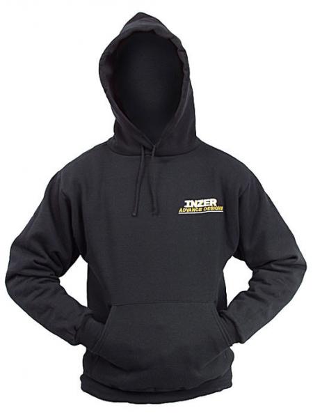 Inzer - Warm Up Pullover / Hoodie - schwarz/black