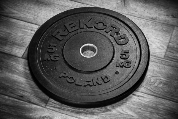 Rekord Hantelscheibe 5 kg