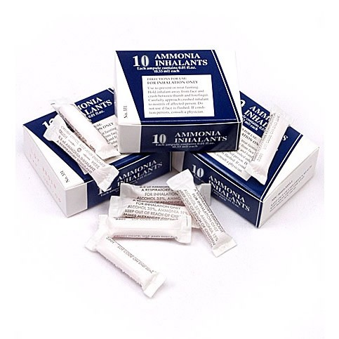 Inzer - Ammoniak Capules