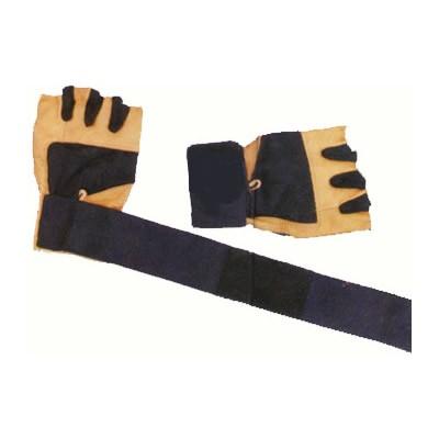 Trainingshandschuhe mit Bandage