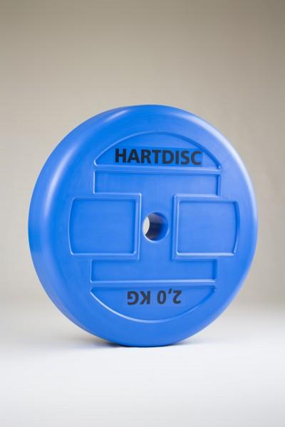 Hartdisc Technikhantelscheibe 2,0 kg