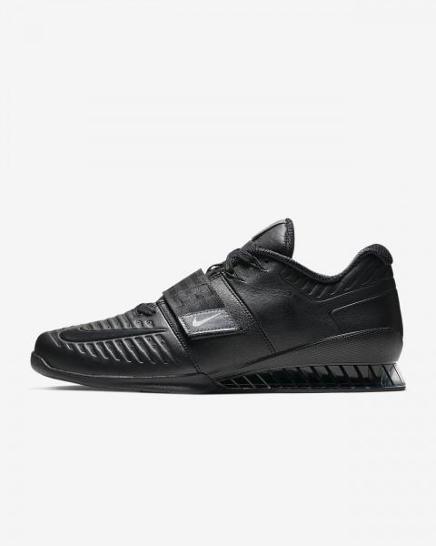 Gewichtheberschuh Nike Romaleos 3 XD schwarz