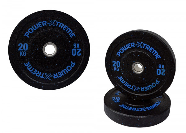 Power-Xtreme, Bumper-Plate 20 kg