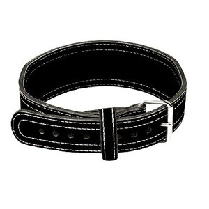 Inzer - Tapered Buckle Belt - schwarz/black/noir -10 mm