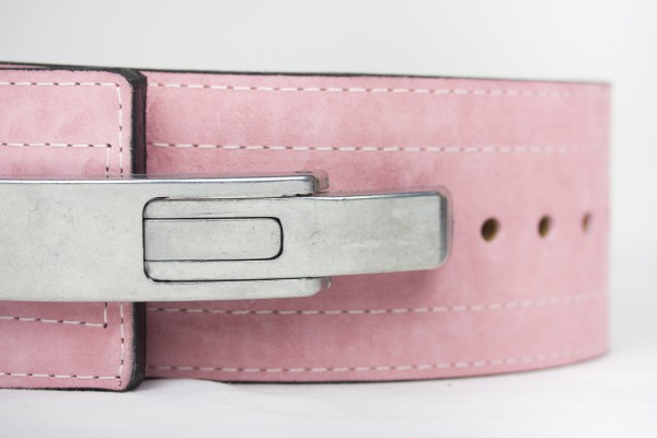 Inzer - Lever Belt - pink/rose - 10 mm