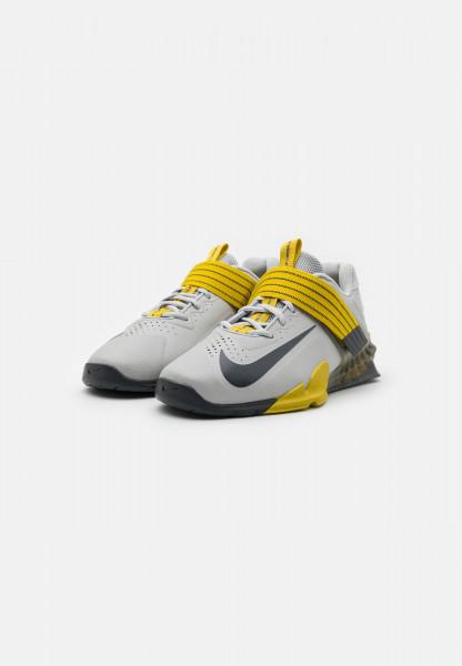 Gewichtheberschuh Nike Savaleos grau