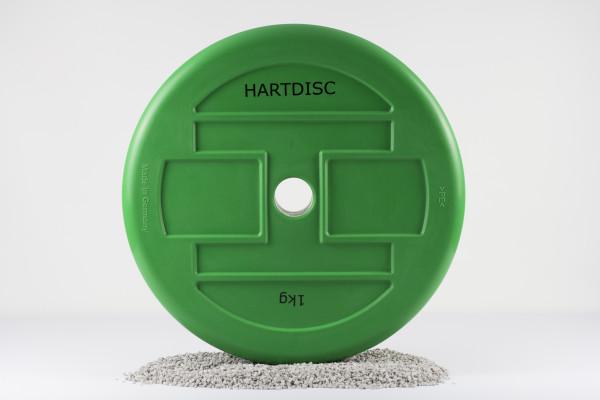 Hartdisc Technikhantelscheibe 1,0 kg