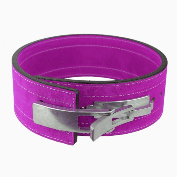 Inzer - Lever Belt - fuchsia - 10 mm
