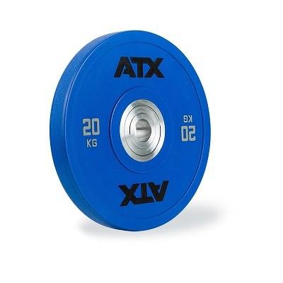 Gewichtheben - Hantelscheibe - Urethan - 20 kg